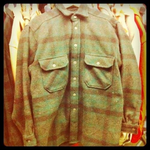 Woolrich Vintage C.P.O.